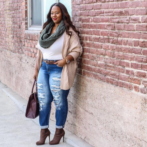 059b1d0f92a Featured Blogger of the week  Kristine of Trendy Curvy