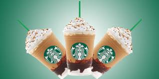 Starbucks New Frappuccino