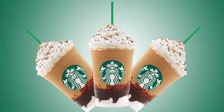 Starbucks New Frappuccino