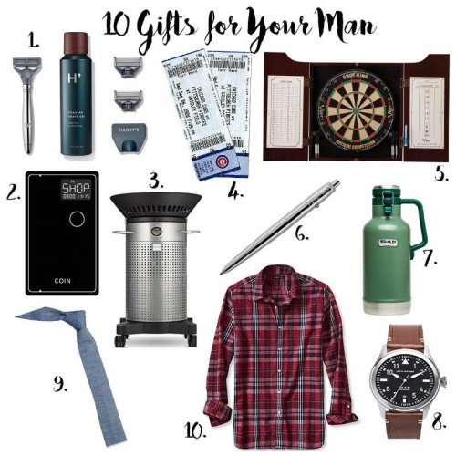 Valentine's Day Gifts for Your Man