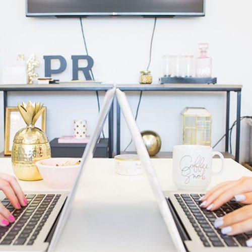 boutique PR agency